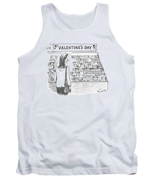 New Yorker February 15th, 1999 Tank Top