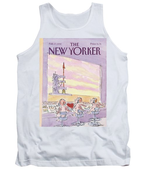New Yorker February 17th, 1992 Tank Top