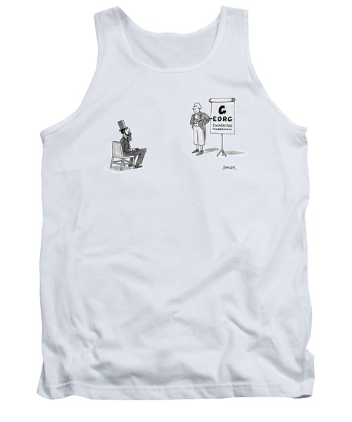 New Yorker February 18th, 1991 Tank Top