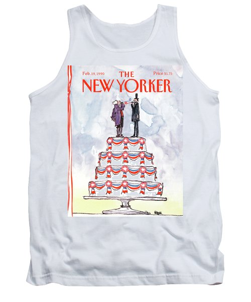 New Yorker February 19th, 1990 Tank Top