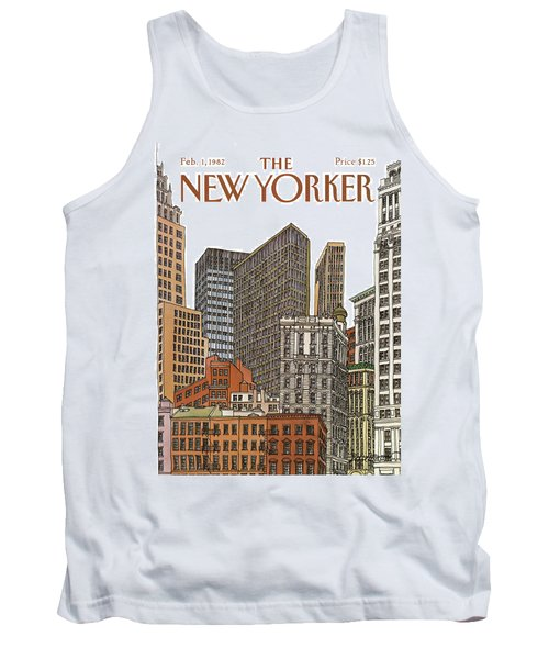 New Yorker February 1st, 1982 Tank Top