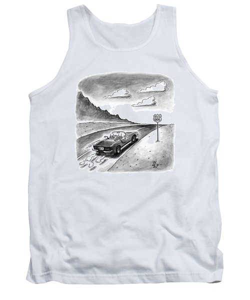 New Yorker February 23rd, 1998 Tank Top