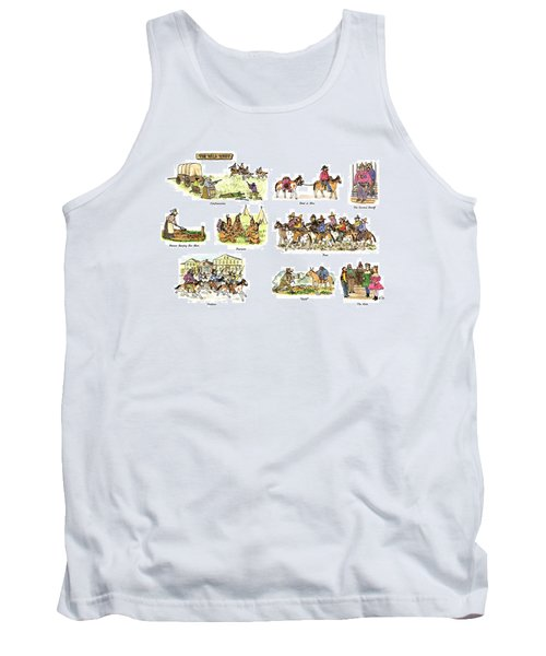 New Yorker February 24th, 1992 Tank Top