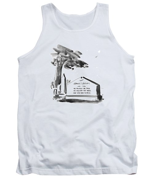 New Yorker February 24th, 1997 Tank Top
