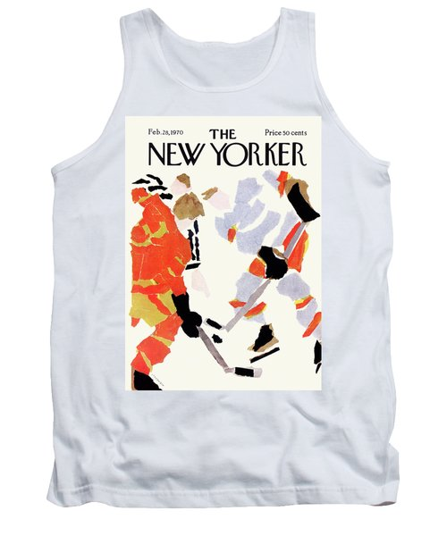 New Yorker February 28th, 1970 Tank Top