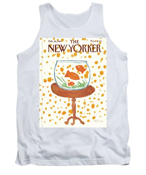 New Yorker February 28th, 1983 Tank Top