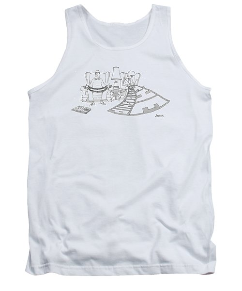 New Yorker February 3rd, 1997 Tank Top