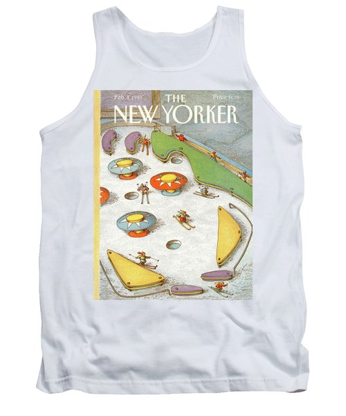 New Yorker February 4th, 1991 Tank Top