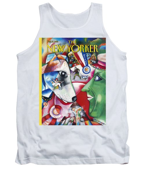 New Yorker February 8th, 1993 Tank Top