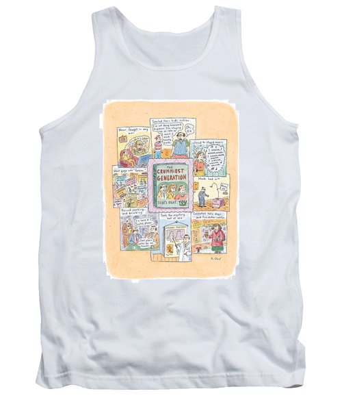 New Yorker February 8th, 1999 Tank Top