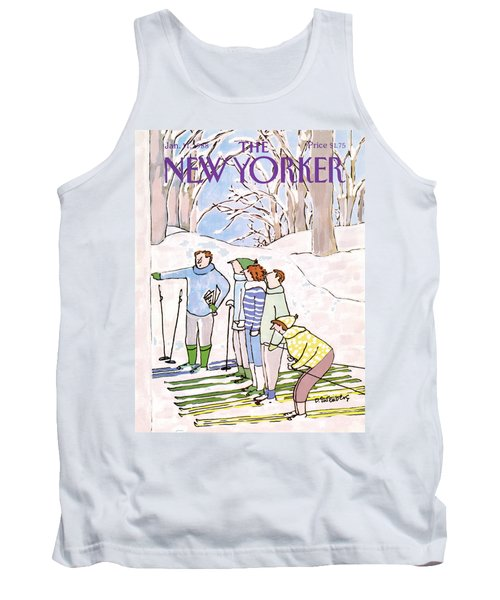New Yorker January 11th, 1988 Tank Top