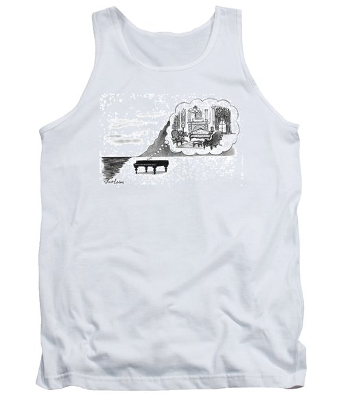 New Yorker January 24th, 1994 Tank Top