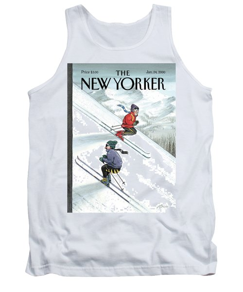 New Yorker January 24th, 2000 Tank Top