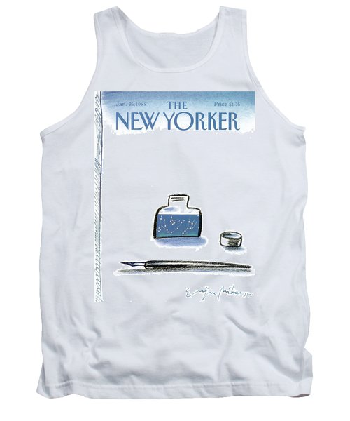 New Yorker January 25th, 1988 Tank Top