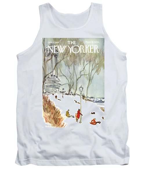New Yorker January 27th, 1968 Tank Top