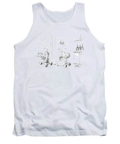 New Yorker January 27th, 1986 Tank Top