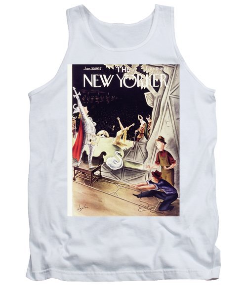New Yorker January 30 1937 Tank Top