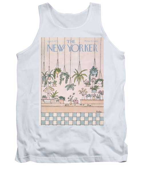 New Yorker January 31st, 1977 Tank Top