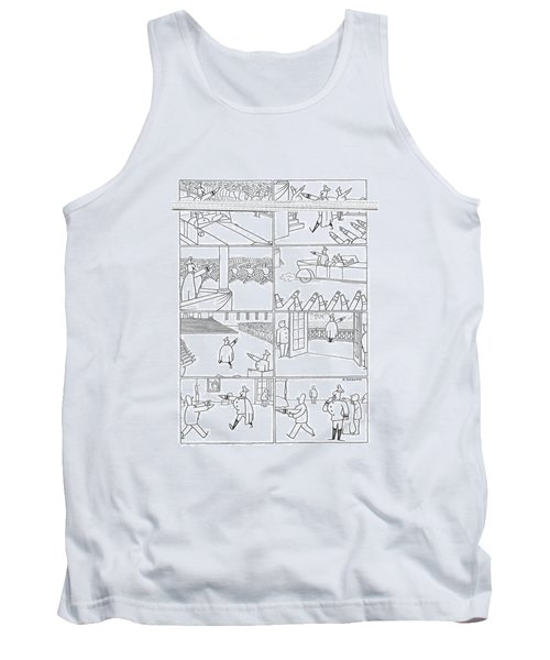 New Yorker January 3rd, 1942 Tank Top