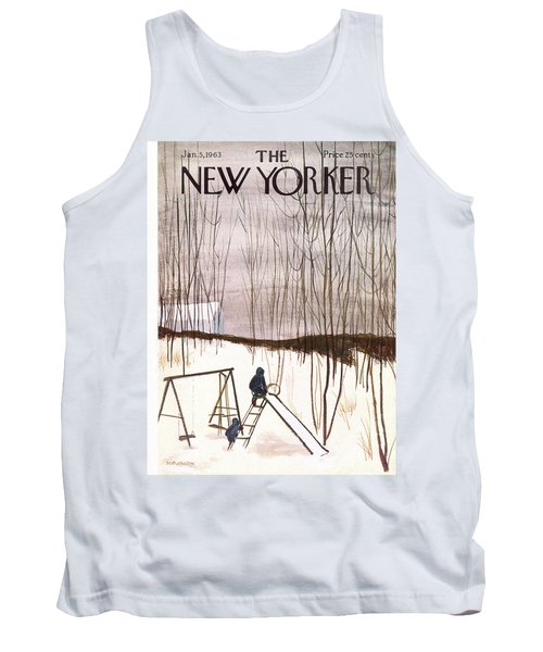 New Yorker January 5th, 1963 Tank Top