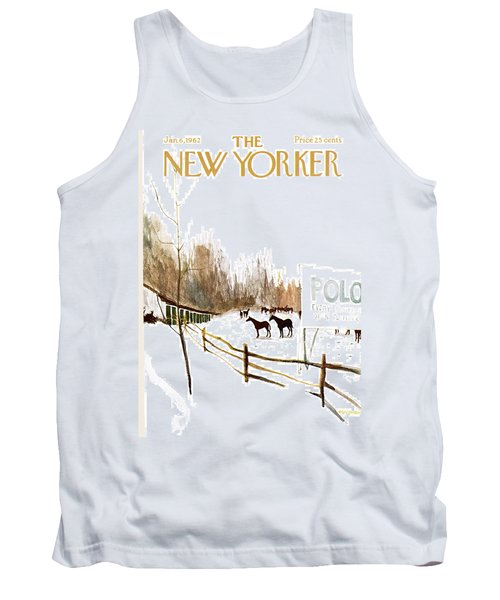 New Yorker January 6th, 1962 Tank Top