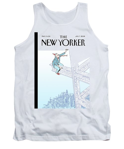 New Yorker January 7th, 2008 Tank Top