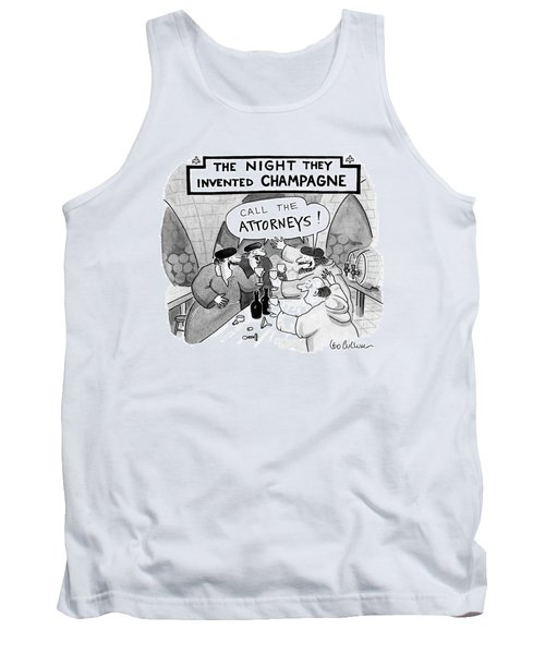 New Yorker January 8th, 1990 Tank Top