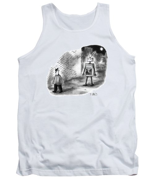 New Yorker January 8th, 1996 Tank Top