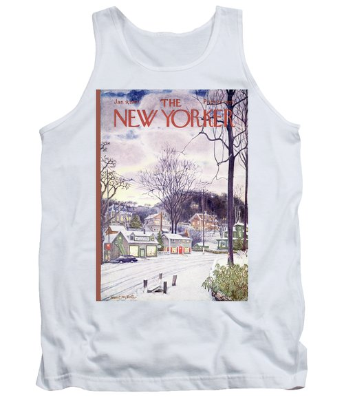 New Yorker January 9th, 1965 Tank Top