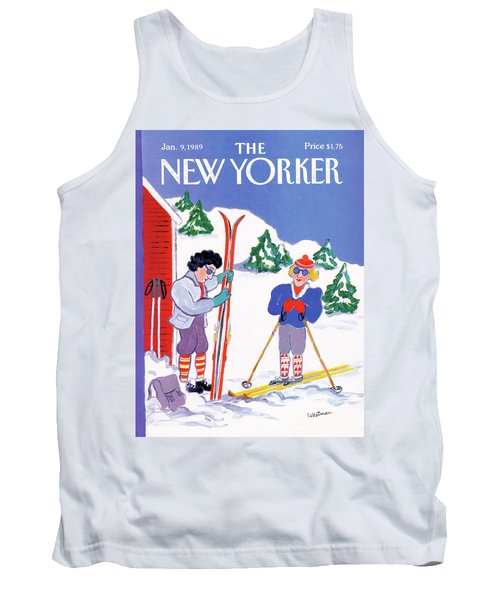 New Yorker January 9th, 1989 Tank Top