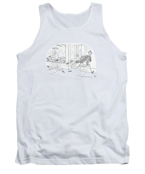 New Yorker July 10th, 1943 Tank Top