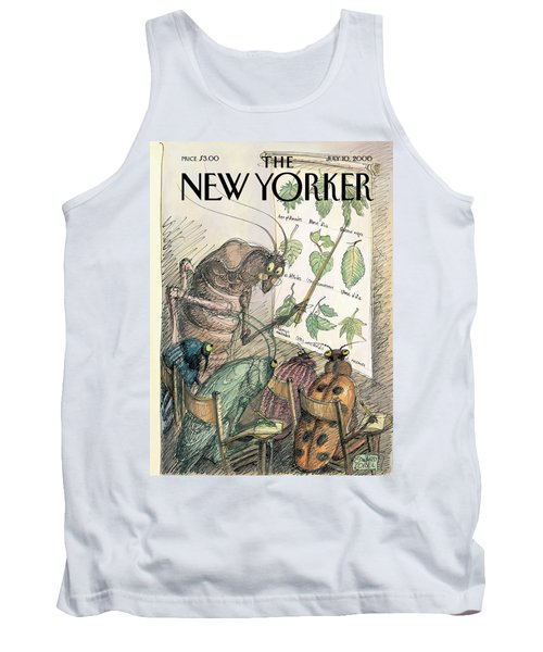 New Yorker July 10th, 2000 Tank Top