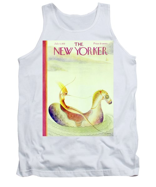 New Yorker July 11 1931 Tank Top