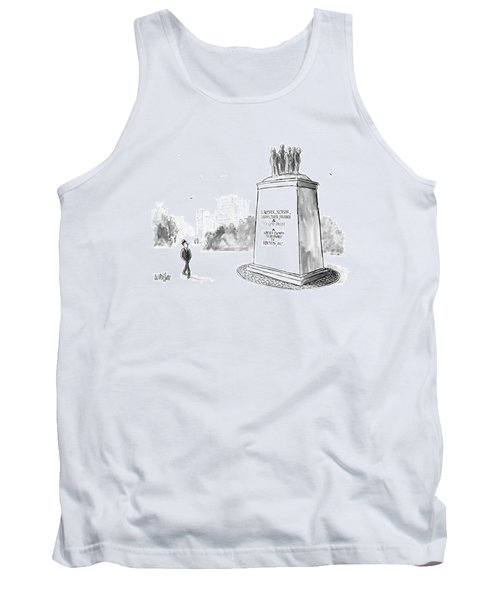 New Yorker July 14th, 1986 Tank Top