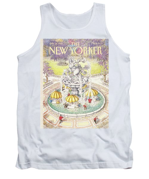 New Yorker July 18th, 1988 Tank Top