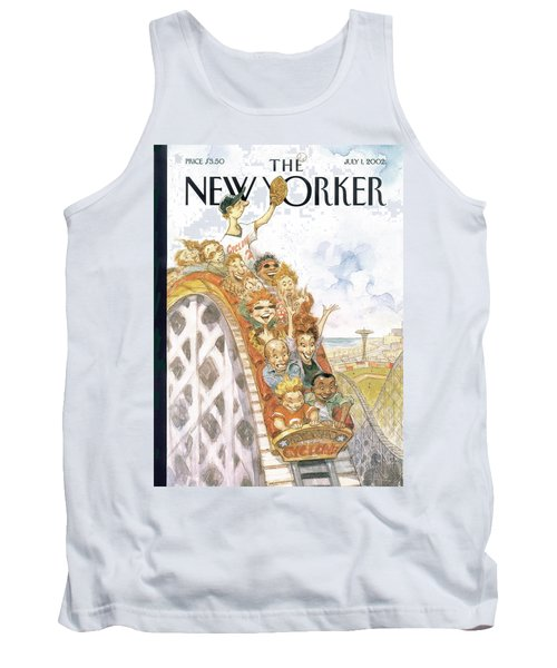 New Yorker July 1st, 2002 Tank Top