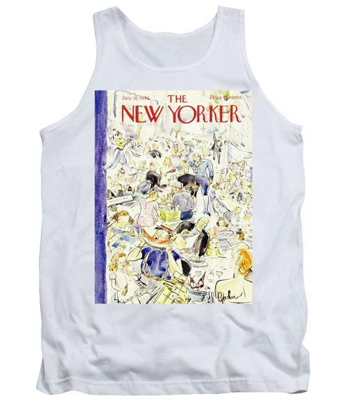 New Yorker July 20 1940 Tank Top