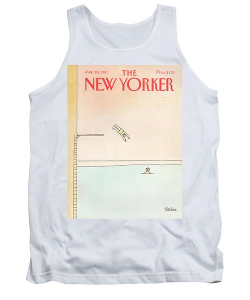 New Yorker July 20th, 1981 Tank Top