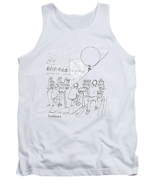 New Yorker July 20th, 1998 Tank Top