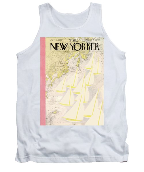 New Yorker July 23rd, 1938 Tank Top