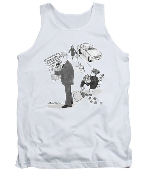 New Yorker July 23rd, 1979 Tank Top