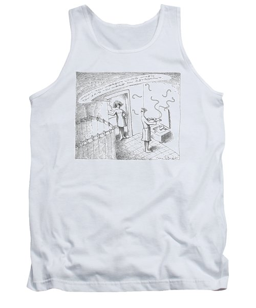 New Yorker July 26th, 1999 Tank Top
