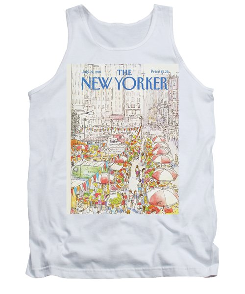 New Yorker July 27th, 1981 Tank Top