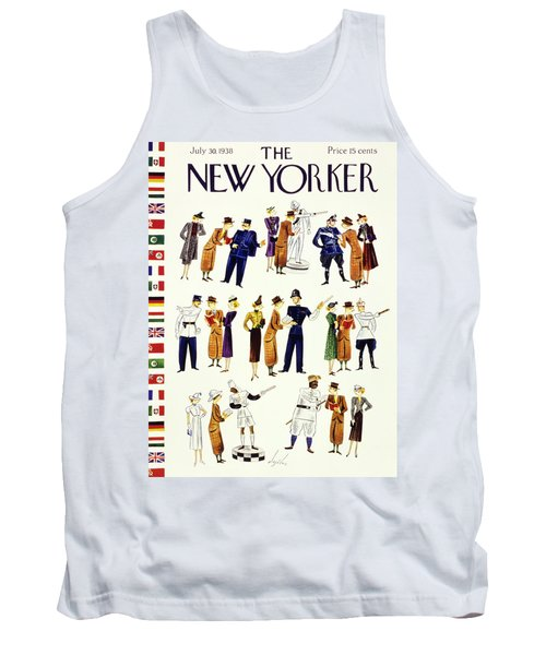 New Yorker July 30 1938 Tank Top
