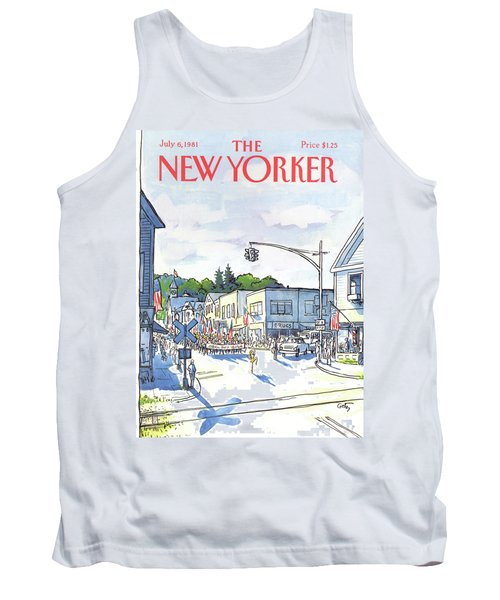 New Yorker July 6th, 1981 Tank Top