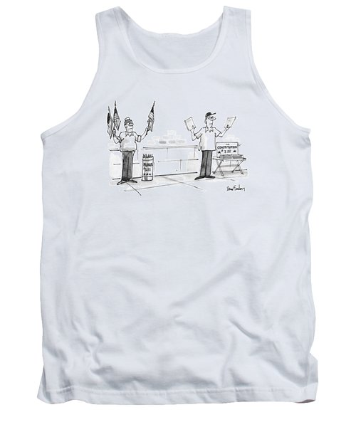 New Yorker July 9th, 1990 Tank Top
