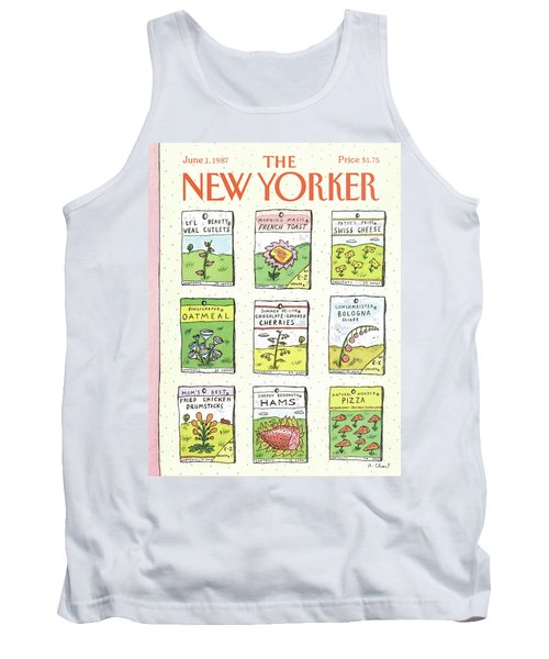 New Yorker June 1st, 1987 Tank Top