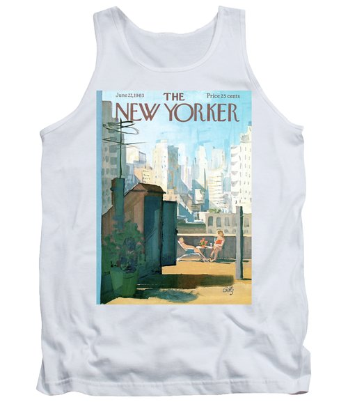 New Yorker June 22nd, 1963 Tank Top