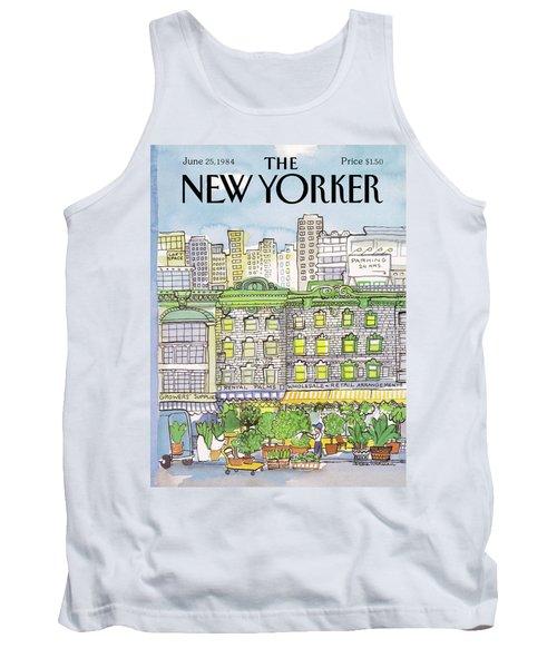 New Yorker June 25th, 1984 Tank Top