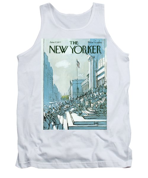 New Yorker June 27th, 1977 Tank Top